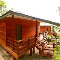 Kinabatangan Wildlife Lodge, hotel in Sandakan