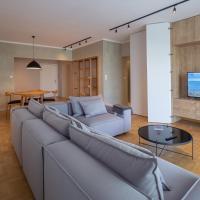 Hippocrates - Faliro deluxe apartment