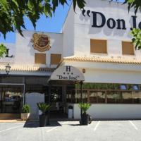 Hospedium Hotel Don Jose, hotel en Castalla