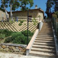 Umbria vista lago Trasimeno, hotel en Castel Rigone