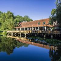 Landgoed Overste Hof, hotel in Landgraaf