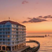 Apartamenty Marina Royale – hotel w Darłówku