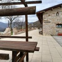 Agriturismo le cascine, hotel in Castel di Tora