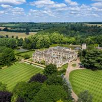 Rushton Hall Hotel and Spa, hotel in Kettering