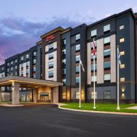 Hampton Inn & Suites Charlottetown, hotel em Charlottetown