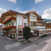 Hotel Theresia Garni, Hotel in Sankt Johann in Tirol
