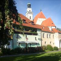 Hotel Parkán, hotel v destinaci Prachatice