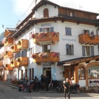 Albergo Vittoria, hotell i Santo Stefano di Cadore