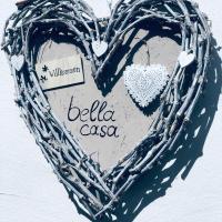 Bella Casa, exklusives Ferienhaus mit Garten