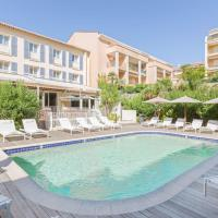 Hotel Matisse, Sure Hotel Collection by Best Western, hotel in Sainte-Maxime