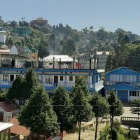 Hotel Blue Lagoon, hotel in Mirik