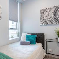 1 Private King Single Bed With En-Suite Bathroom In Sydney CBD Near Train UTS DarlingHar&ICC&C hinatown - ROOM ONLY