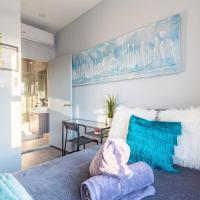 1 Private Double Bed with En-suite Bathroom in Sydney CBD near Train UTS DarlingHar&ICC&C hinatown - ROOM ONLY
