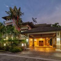 5 bedrooms Grand Villa 2 pools, hotel in Ban Bang Khu