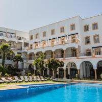 El Minzah Hotel, hotel in Tangier