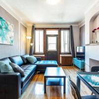 Jackson 4 Bedroom Apartment Côte-des-Neiges 20 mins to Downtown