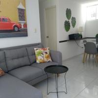 CH-2- Cómodo apartamento amoblado en condominio