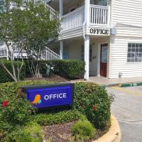 InTown Suites Extended Stay New Orleans/Harvey