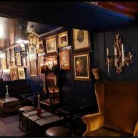 The Gin Lounge Rooms