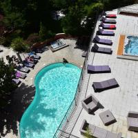Les Jardins De La Glacière, hotel in Corte