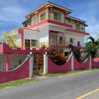 PinkHouse, hotel in Saipan