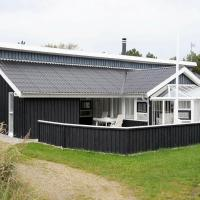 Four-Bedroom Holiday home in Vejers Strand 11