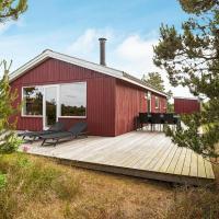 Three-Bedroom Holiday home in Rømø 35 – hotel w mieście Bolilmark