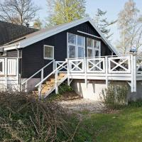 Three-Bedroom Holiday home in Tikøb