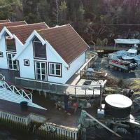 Holiday home FOLDRØYHAMN, hotel in Foldrøyhamn