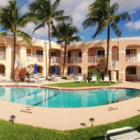 Coral Key Inn, hotel in Lauderdale By-the-Sea, Fort Lauderdale