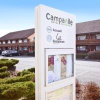 Campanile Nevers Nord - Varennes-Vauzelles, hotel in Varennes Vauzelles