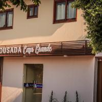 Pousada Casa Grande, hotel in Barra do Garças