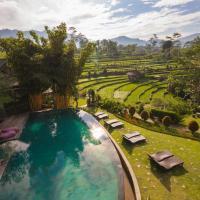 Sawah Indah Villa, hotel in Sidemen