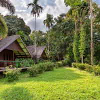 Khaosok Riverside Cottages, hotel in Khao Sok National Park