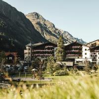 Verwöhnhotel Wildspitze, hotel in Sankt Leonhard im Pitztal