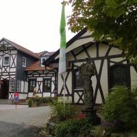 Landhotel Vierjahreszeiten, Hotel in Bad Königshofen im Grabfeld
