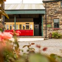 Dunfanaghy Glamping, hotel in Dunfanaghy