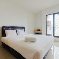 Cozy Studio at Tamansari Semanggi Apartment By Travelio