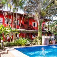 Pousada Palmeira Imperial, hotel din Parati