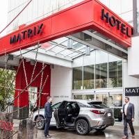 Matrix Hotel, hotel em Edmonton
