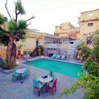 Ghanerao Royal Castle Ranakpur, hotel in Ghānerao