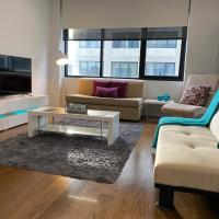 The Realm Luxe 1 BR Executive Apartment Wine WiFi Netflix Secure Parking Canberra