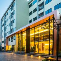 Aim House Bangkok Hotel, hotel v destinácii Bangkok