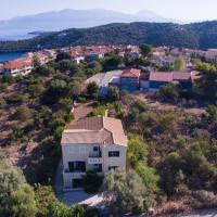 Elegant, private villa with Sea View, Meganisi