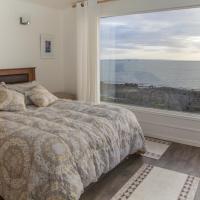 Casa frente al Mar con jacuzzi en carretera Austral Patagonia
