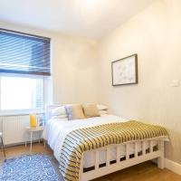 Modern 1 Bed Studio Flat in West Kilburn by Queen's Park for 2 people