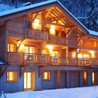 Chalet Arpitan - les Carroz - Grand Massif