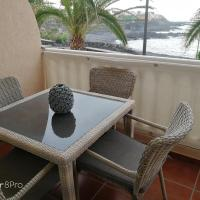 The terrace on the sea, hotel en Caleta de Interián
