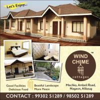 Windchime Cottages, hotel in Alibag