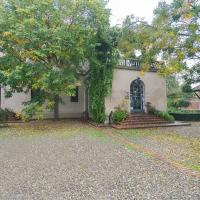 Detached villa in historic home, nestled in the quiet countryside